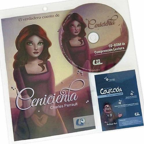 Authentic Spanish Book: Cenicienta