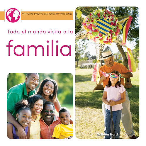 Todo el mundo visita a la familia (The whole world visits their family)eBook