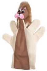 Squirrel Hand Puppet: Moninos