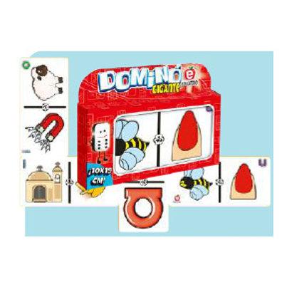 Big Dominoes - Vowels