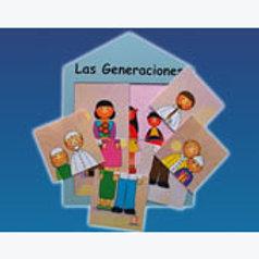 Generations Puzzle Board