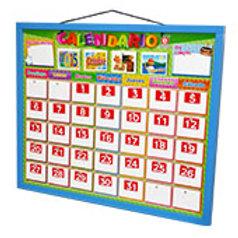 Interactive Group Calendar: Calendario Interactivo Grupal