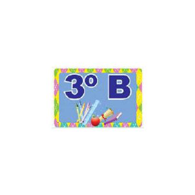 Classroom Label - Group 3B