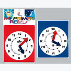 My First Clock: Mi Primer Reloj