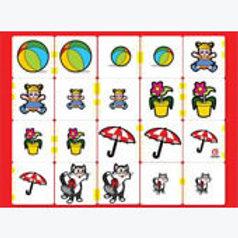 Memory Matching Game Sizes: Memopares Tamaños