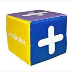 Math symbols cube-soft: Cubo de Signos Matemáticos