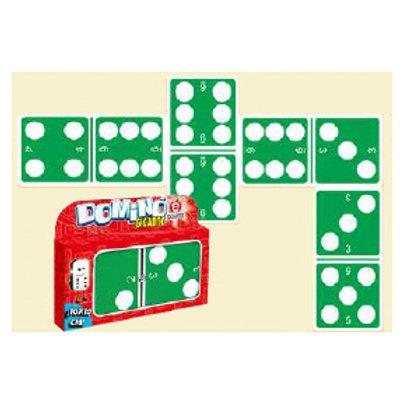 Big Dominoes - Numbers