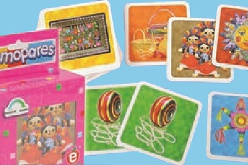 Memory Matching Game Crafts: Memopares Artesanías