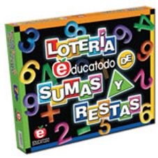 Addition and Subtraction Bingo Game: Lotería de Sumas y Restas