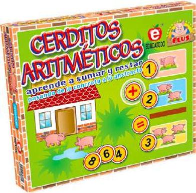 Cerditos Matematicos Game M-0202.jpg