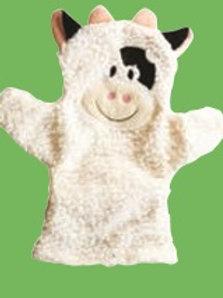 Baby Calf Hand Puppet: Babytiteres Vaquita