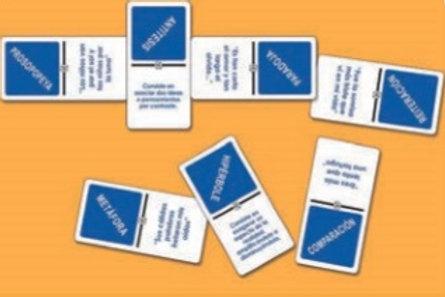 Speech Dominoes Game: Dominó de Figuras Retóricas