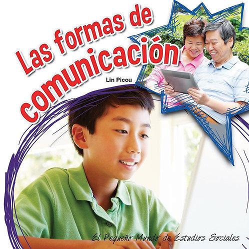 Las formas de comunicacion (Different Ways to communicate)