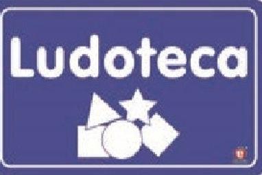 Sign Playing Area: Señal Ludoteca