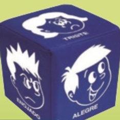 Cube Emotions: Cubo Estados de Animo