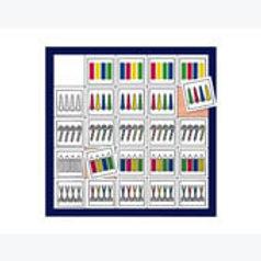 Board Logitab 2 Sequence-Color-Figure: Tablero L..
