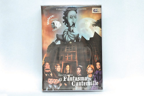 Authentic Spanish Book: El fantasma de Canterville