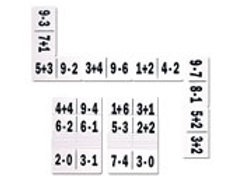 Arithmetic Dominoes Game: Dominó Aritmético