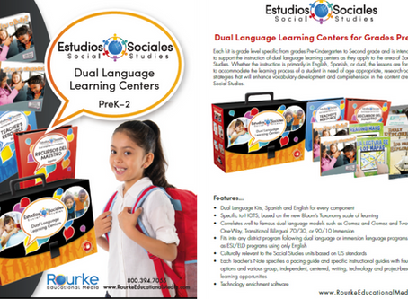 THE and Rourke Educational Media