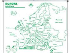 Erasable Europe : Plumoagua Europa