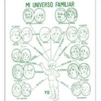 Erasable My Family Universe: Plumoagua Mi Universo Familiar