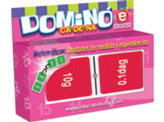 Weight Measurements Dominoes Game: Dominó Medidas de Peso