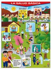 Poster Basic Health: Poster Salud Basica