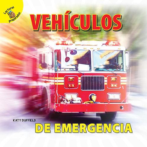 Vehiculos de emergencia (Emergency Vehicles) Spanish eBook