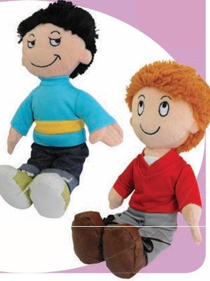 Dolls Bullying: Muñecos Bullying