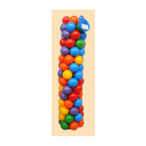 Bag of 100 Plastic Balls