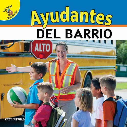 Ayudantes del barrio (Neighborhood helpers)