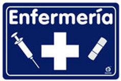 Sign Nurse's Office: Señal Enfermería