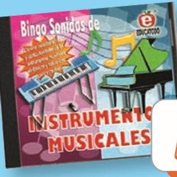 C.D. Musical Instruments: C.D. Instrumentos Musicales