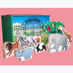Zoo Box: Cajita Zoológico