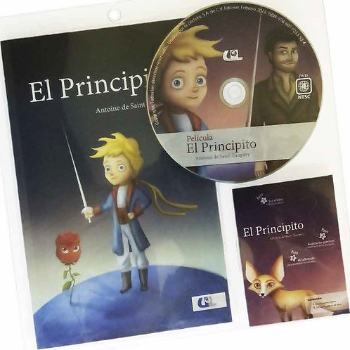 Authentic Spanish Book: El Pincipito