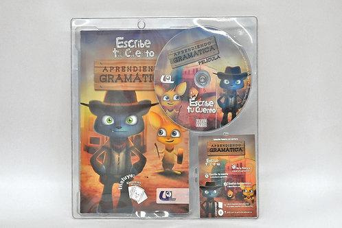 Authentic Spanish Book: Aprendiendo Gramática