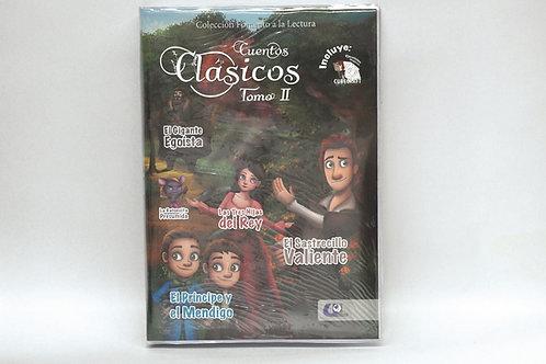 Authentic Spanish Book: Cuentos clásicos Tomo II