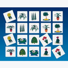 Memory Matching Game Plants: Memopares de Plantas