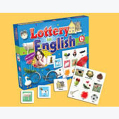 English Bingo Game: Lotería en Inglés