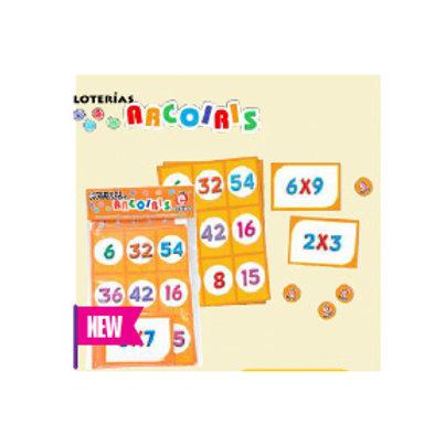 Bingo - Multiplication