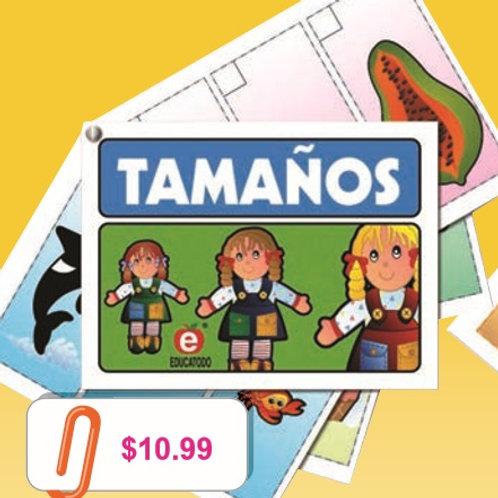 Notebook Sizes: Cuadernillo Tamaños