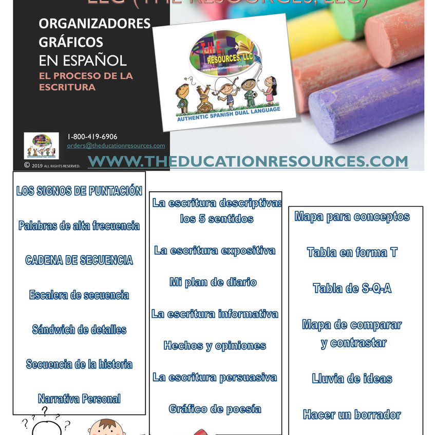 GRAPHIC ORGANIZERS IN SPANISH_Page_01