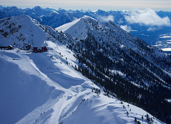 Wasatch Range Winter Adventure Deposit