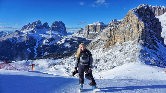 Dolomiti Superski, Italy