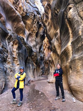Remote Slot Canyon.. somewhere in Utah