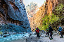 Multi-Sport Adventure, Hiking & Canyoneering Zion National Park