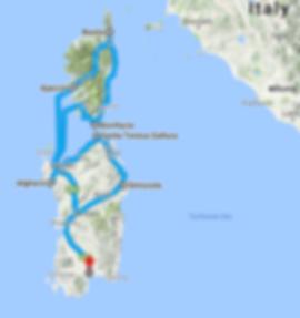 Multi-Sport Adventure Map