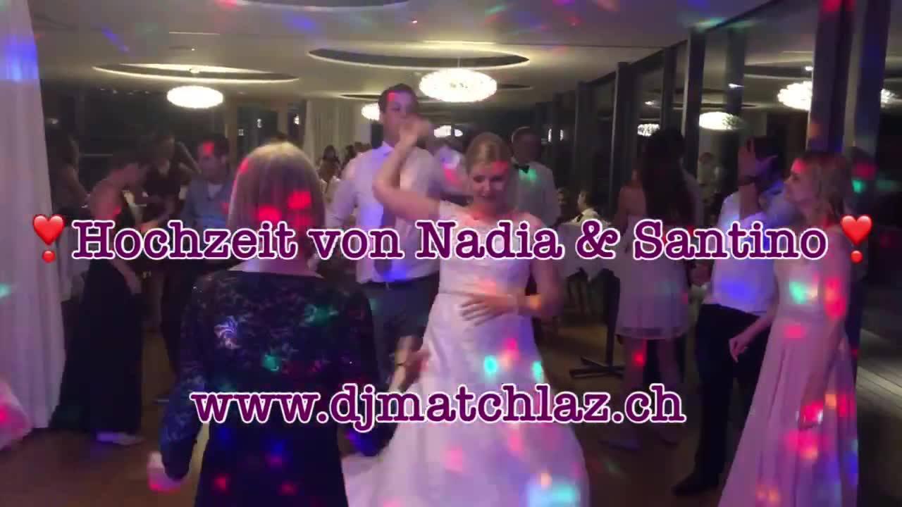 Einblick von der Hochzeit von Nadia & Santino❣️   #djmatchlaz #matchlazontour #djlife #djservice #clubdj #hochzeitsdj #eventdj #clubbing #hochzeit #weddingdj #wedding #hochzeitschweiz  #goodmusic #party  #justmarried #geburtstagsdj #2018 #matchlaz #l
