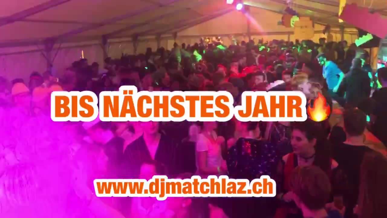 Wie jedes Jahr einfach der absolute Wahnsinn danke Berg🔥🔥🔥   #djmatchlaz #matchlazontour #djlife #bergermaskenball #thurgau #fasnacht #party