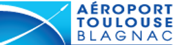 Logo | Aeroport Toulouse Blagnac